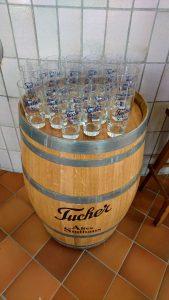 Tucher Altes Sudhaus Bierprobe