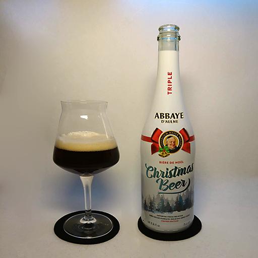 Abbaye D´Aulne Christmas Beer